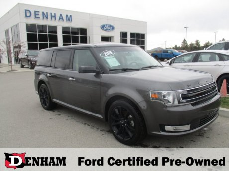 2019 Ford Flex SEL AWD w/ Vista Roof & Nav!