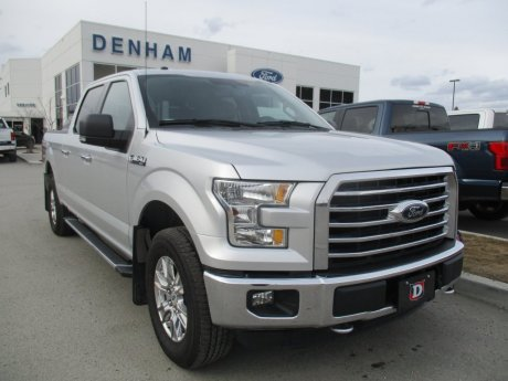 2016 Ford F-150 XLT Supercrew 4x4 w/ XTR Package! (302A)