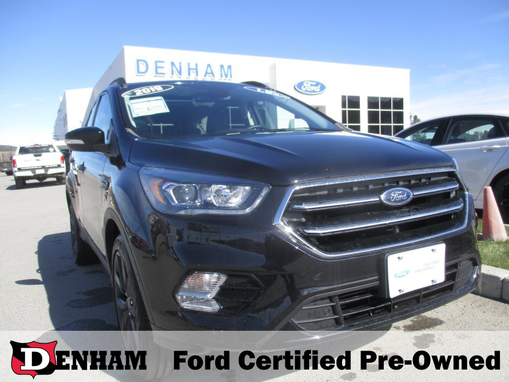 2019 Ford Escape Titanium AWD w/ Sport Appearance Package! (P2581) Main Image