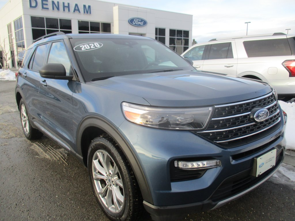 2020 Ford Explorer XLT (T9712A) Main Image