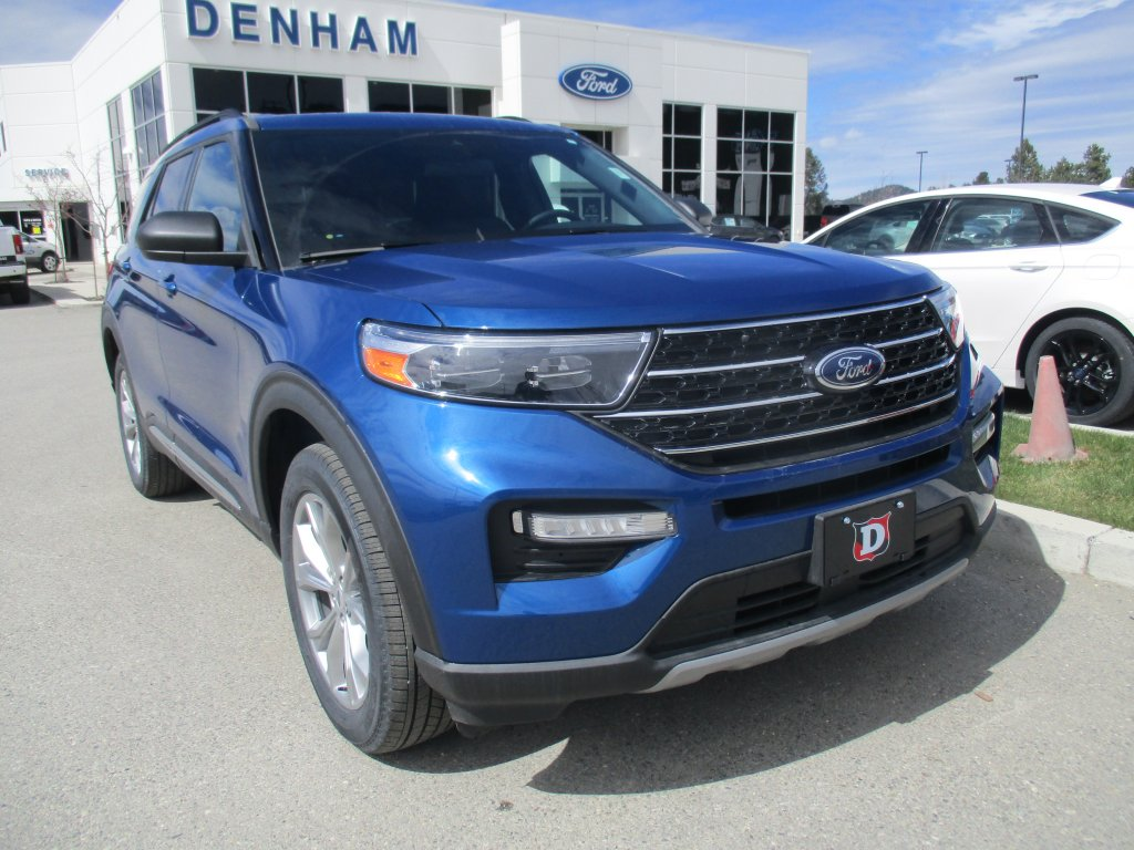 2020 Ford Explorer XLT 4x4 w/ Copilot 360 Assist+ Package (DT20117) Main Image