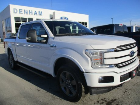 2020 Ford F-150 Lariat Supercrew 4x4 w/ Sport Package