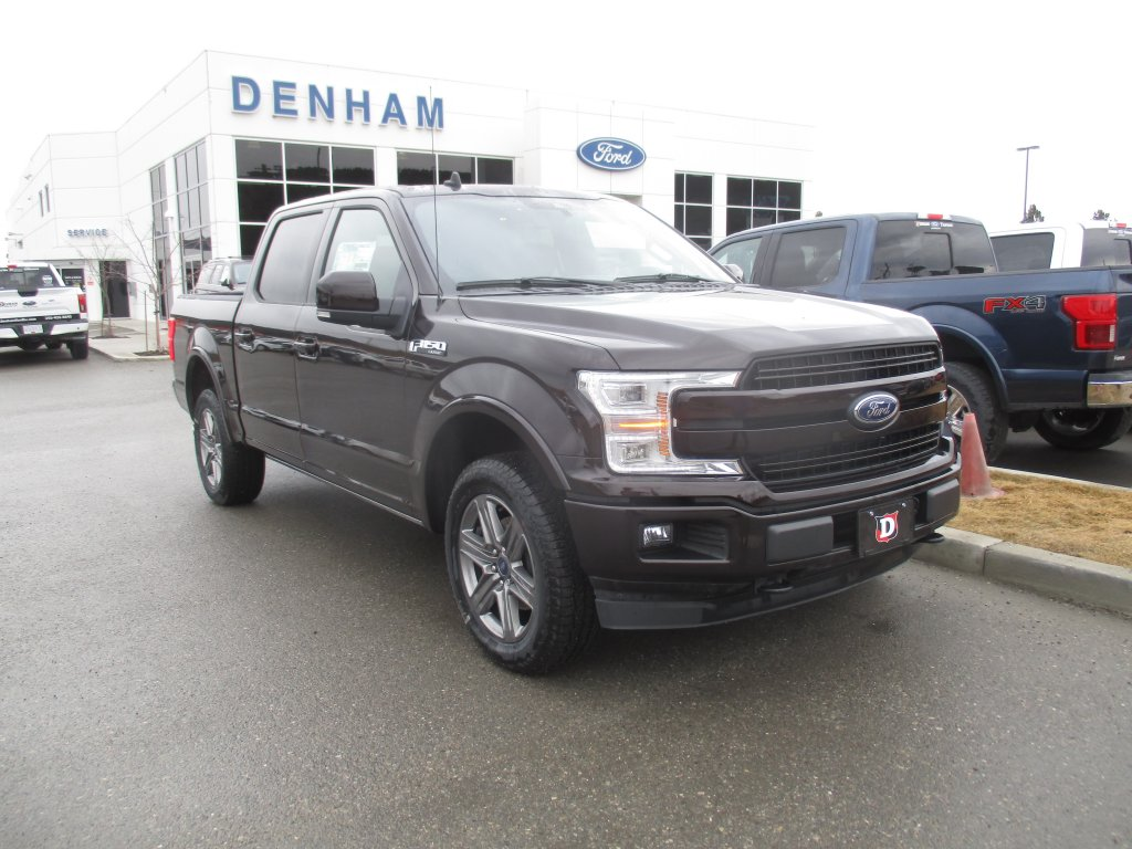 2020 Ford F-150 Lariat Supercrew 4x4 w/ Sport Package (DT20116) Main Image