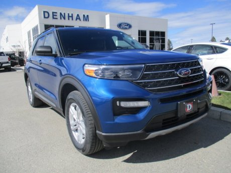 2020 Ford Explorer XLT 4x4 w/ Copilot 360 Assist+ Package!
