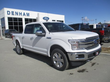 2020 Ford F-150 Lariat Supercrew 4x4 w/ Lariat Chrome Package