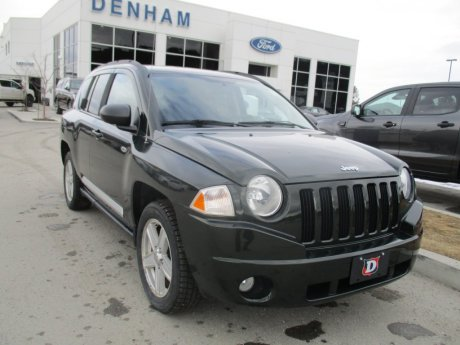 2010 Jeep Compass North Edition 4X4 w/ Low KM's!