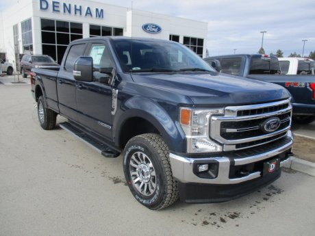2020 Ford Super Duty F-350 SRW Lariat Crewcab 4x4 w/ Lariat Ultimate Package - Diesel!