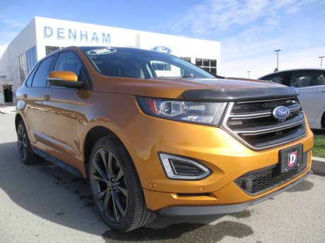 2015 Ford Edge Sport AWD w/ Panoramic Roof & Navigation!