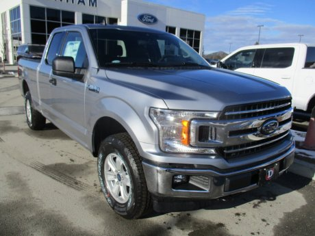 2020 Ford F-150 XLT Supercab 4x4