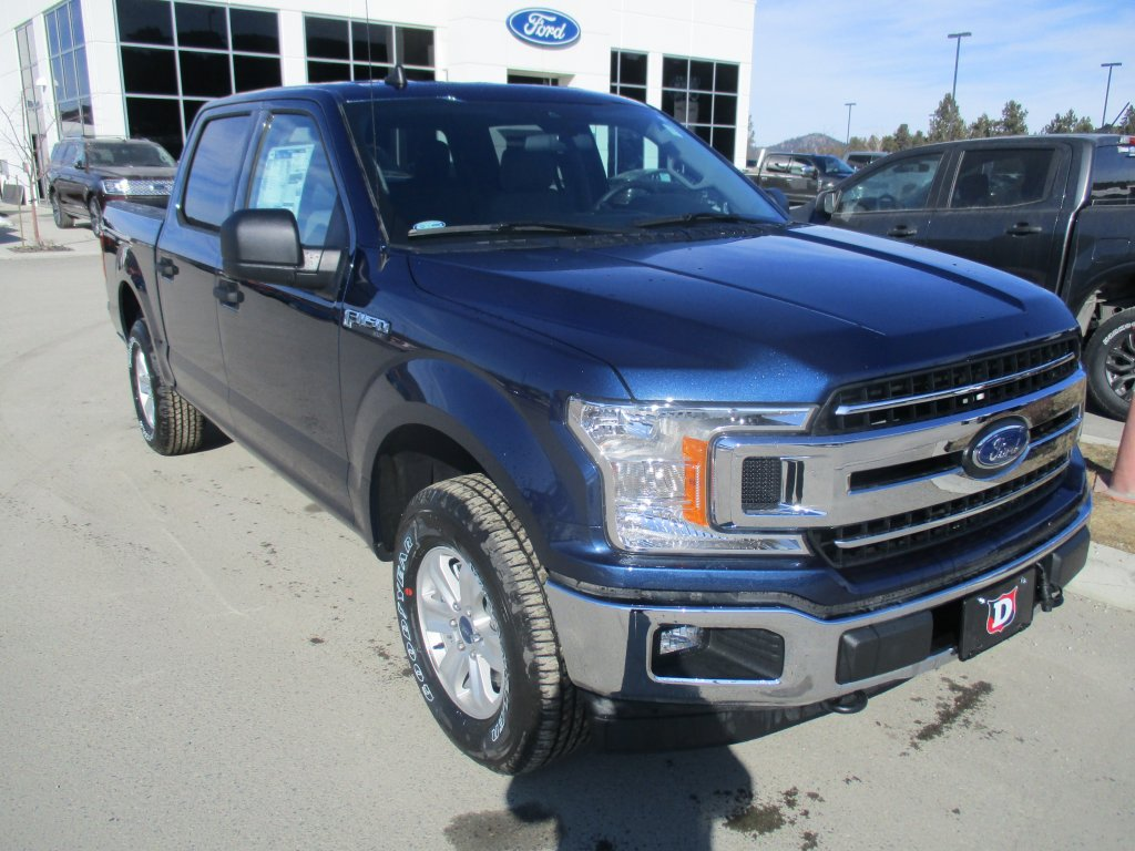 2020 Ford F-150 XLT (DT20138) Main Image