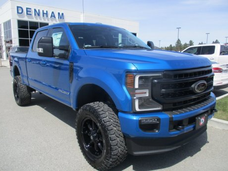 2020 Ford Super Duty F-350 SRW Lariat Crewcab 4x4 w/ DFX Custom Package!