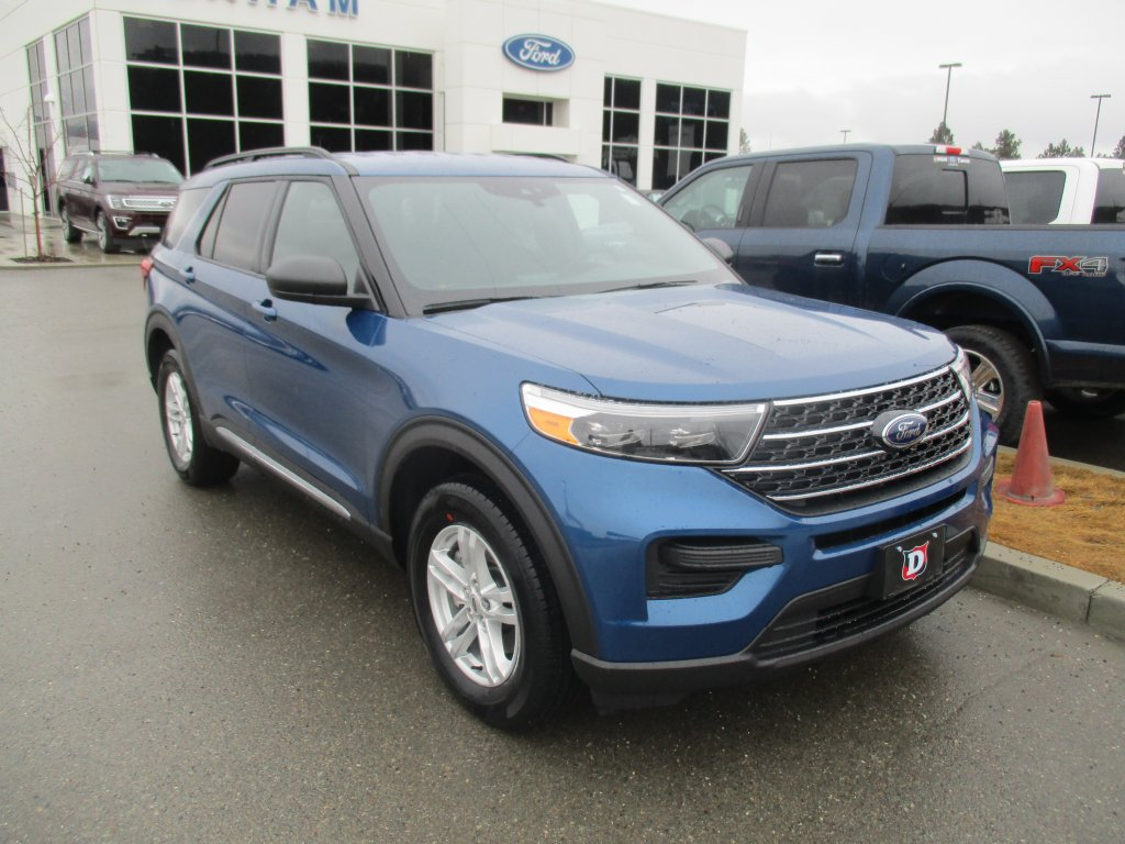 2020 Ford Explorer XLT 4x4 w/ Cold Weather Package! (DT20175) Main Image