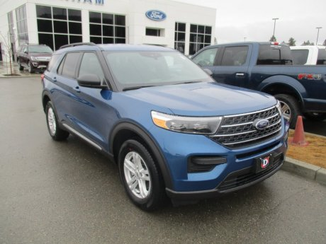 2020 Ford Explorer XLT 4x4 w/ Cold Weather Package!