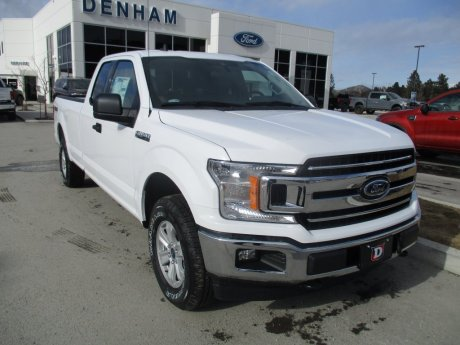 2020 Ford F-150 XLT Supercab 4x4 Longbox(8')