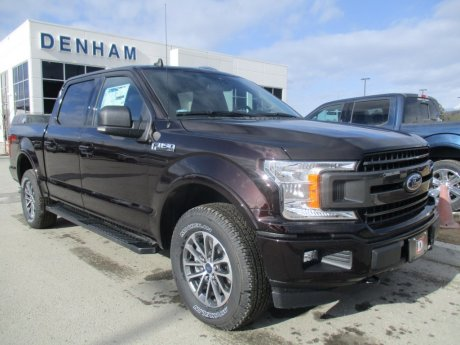 2020 Ford F-150 XLT Supercrew 4x4 w/ Sport Package!