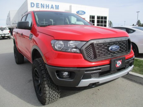 2020 Ford Ranger XLT Crewcab 4x4 w/ DFX Package!