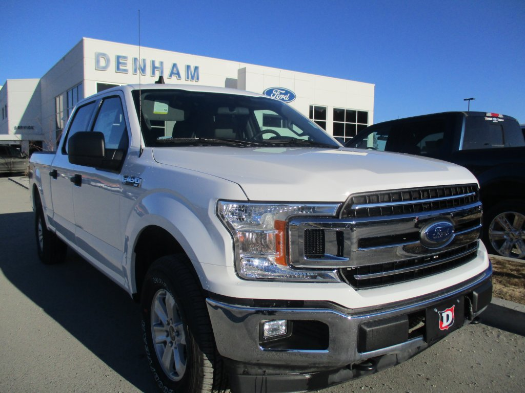 2020 Ford F-150 XLT Supercrew 4x4 (DT20160) Main Image