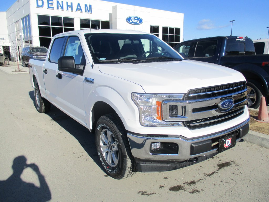 2020 Ford F-150 XLT Supercrew 4x4 (DT20177) Main Image