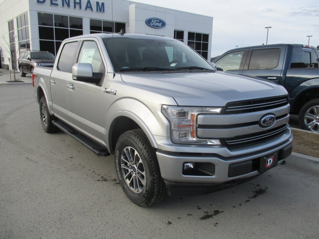 2020 Ford F-150 Lariat (DT20137) Main Image