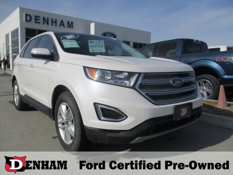 2017 Ford Edge SEL AWD w/ Canadian Touring Package!