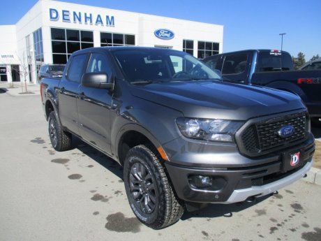 2020 Ford Ranger XLT Crewcab 4x4 w/ Sport Appearance Package