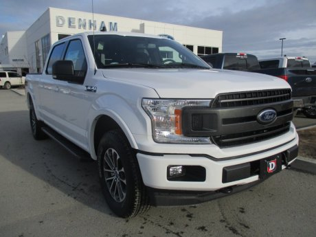 2020 Ford F-150 XLT Supercrew 4x4 w/ Sport Package