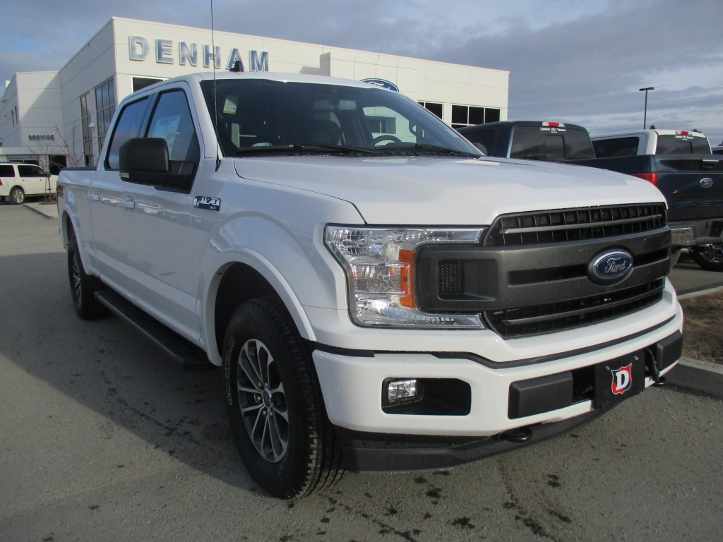 2020 Ford F-150 XLT (DT20183) Main Image
