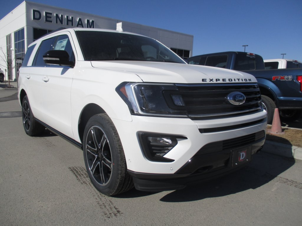 2020 Ford Expedition Limited 4x4 w/ Stealth Package! (DT20181) Main Image