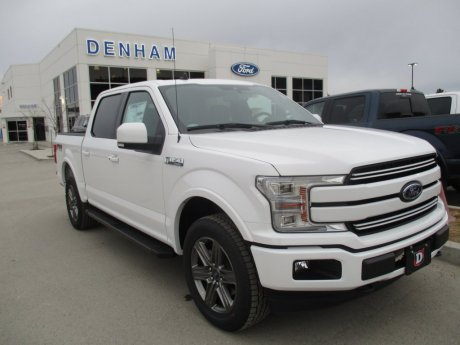 2020 Ford F-150 Lariat Supercrew w/ Lariat Sport Package!