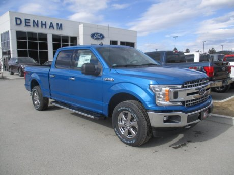2020 Ford F-150 XLT Supercrew 4x4 w/ XTR Package