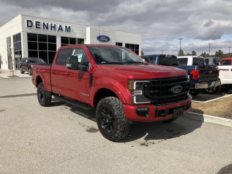 2020 Ford Super Duty F-350 SRW Lariat TREMOR
