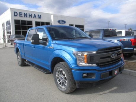 2020 Ford F-150 XLT Supercrew 4x4 w/ Sport Package (302A) - Ecoboost!