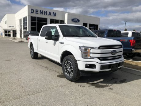 2020 Ford F-150 Lariat Supercrew 4x4 w/ Lariat Sport Package!