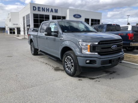 2020 Ford F-150 XLT Supercrew 4x4 w/ XLT Sport Package - Ecoboost!