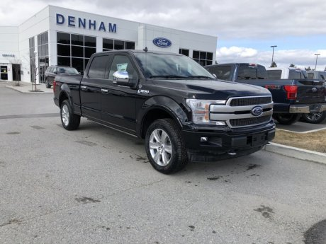 2020 Ford F-150 Platinum Supercrew 4x4