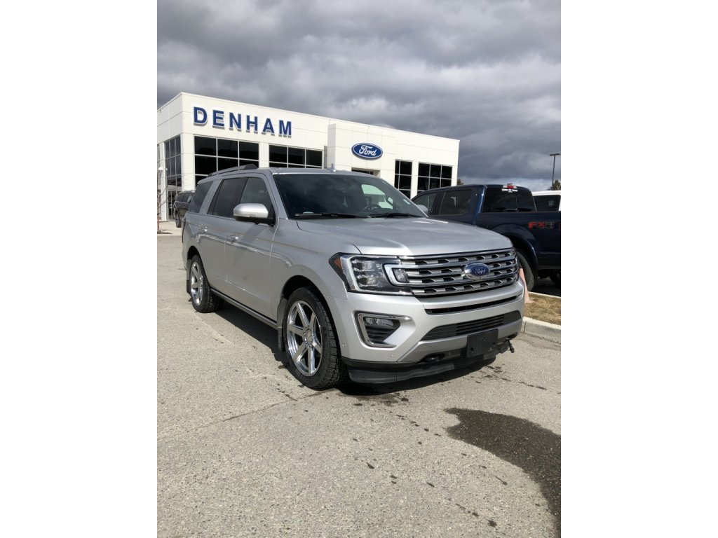 2018 Ford Expedition Limited 4x4 w/ Driver Assistance Package (C20146A) Main Image