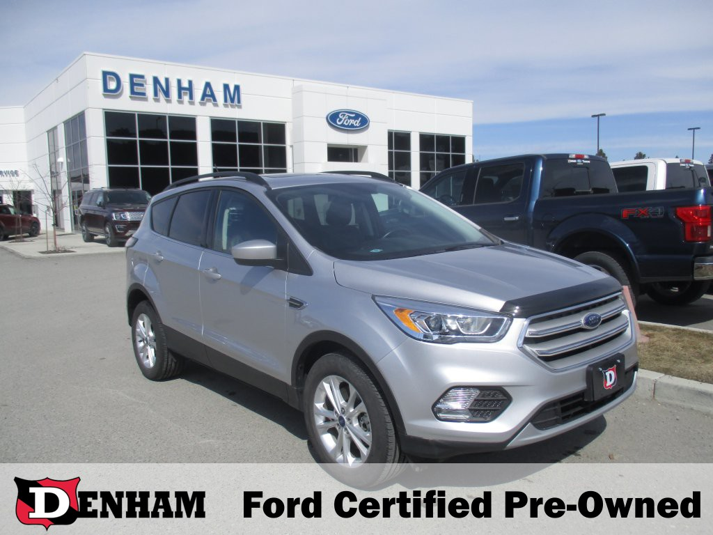 2018 Ford Escape SEL AWD w/ Canadian Touring Package (T20016A) Main Image