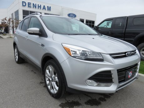 2014 Ford Escape Escape Titanium AWD w/ Titanium Technology Package