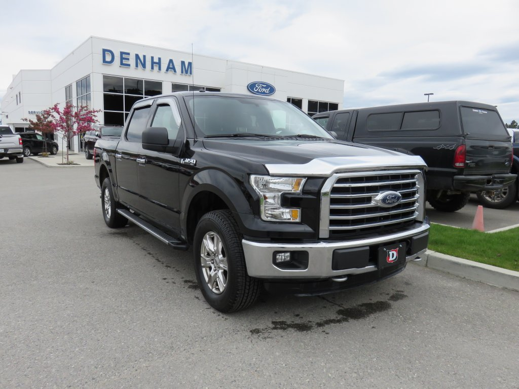 2016 Ford F-150 XLT Supercrew 4x4 w/ XTR Package (T9317A) Main Image