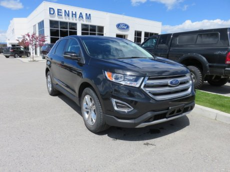 2015 Ford Edge SEL AWD w/ Canadian Touring Package - Low Mileage!!