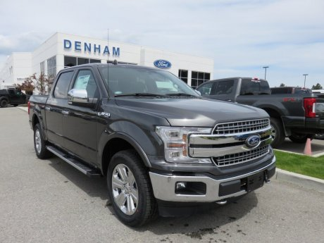 2020 Ford F-150 Lariat Supercrew 4x4 w/ Chrome Package!