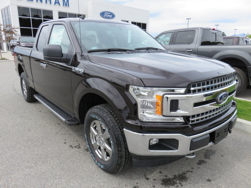 2020 Ford F-150 XLT Supercab 4x4 w/ XTR Package (DT20225) Main Image