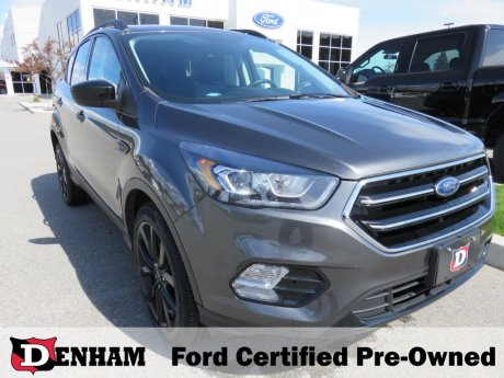 2017 Ford Escape SE AWD w/ SE Sport Appearance Package!