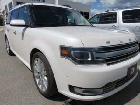 2016 Ford Flex Limited AWD w/ Ecoboost!
