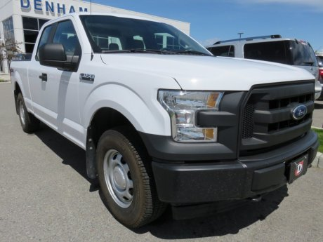 2017 Ford F-150 XL Supercab 4x4