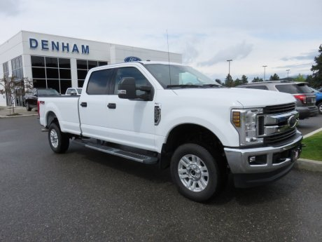 2019 Ford Super Duty F-350 SRW XLT Crewcab 4x4 Longbox