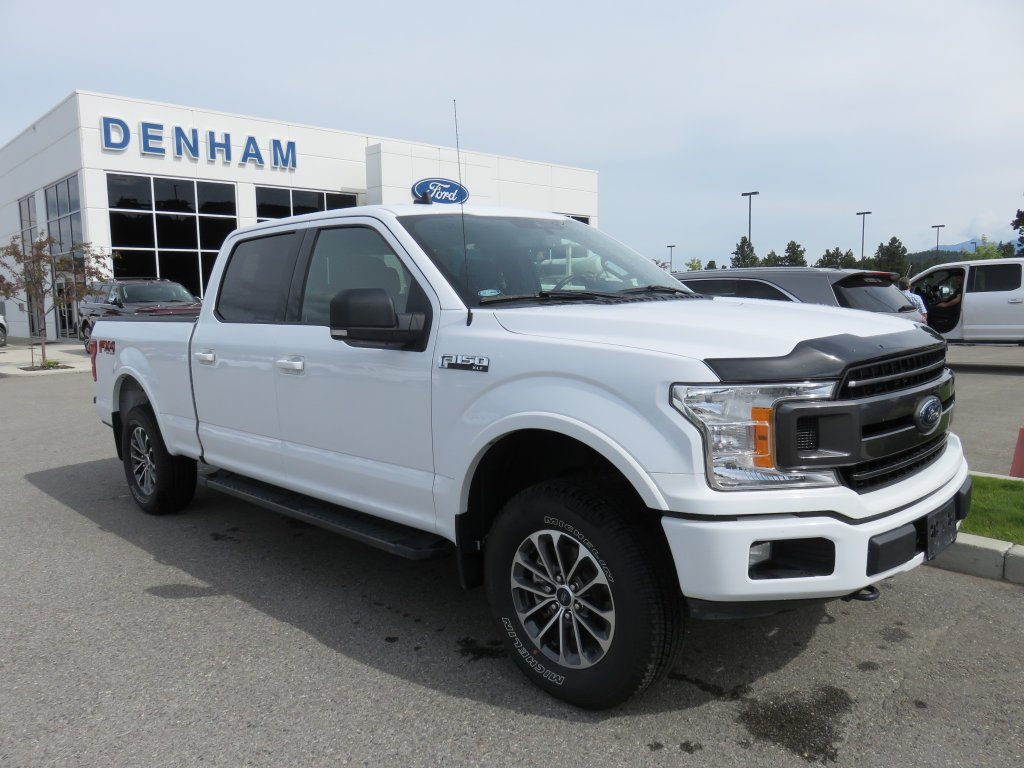 2019 Ford F-150 XLT Supercrew 4x4 w/ Sport Package! (P2614) Main Image