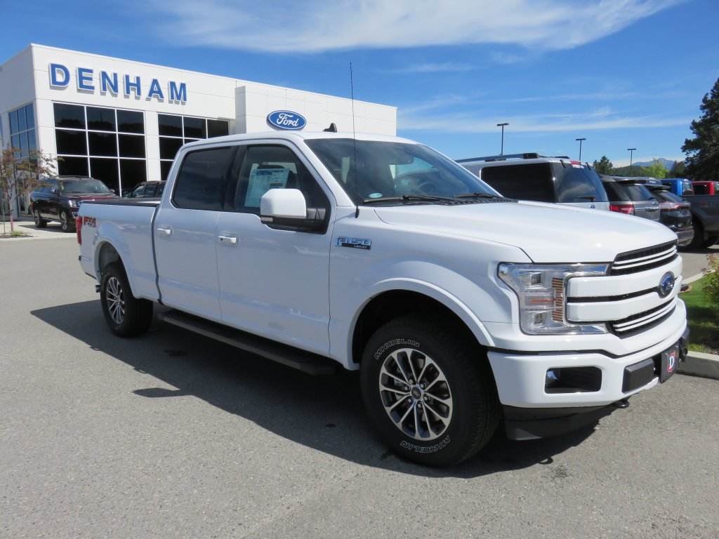 2020 Ford F-150 Lariat Supercrew 4x4 w/ Sport Package! (DT20226) Main Image