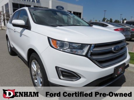 2015 Ford Edge SEL AWD w/ Canadian Touring Package!