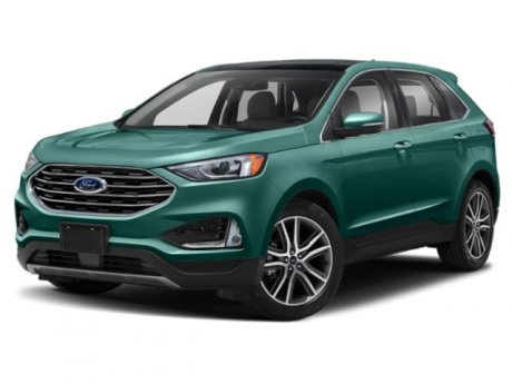2020 Ford Edge SEL AWD w/ Ford Copilot 360 & Cold Weather Package